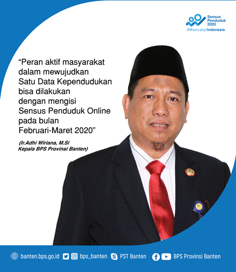SP2020 Kepala BPS Quotes
